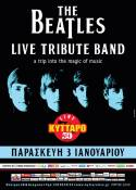 The Beatles LiveTribute Band στο Κύτταρο