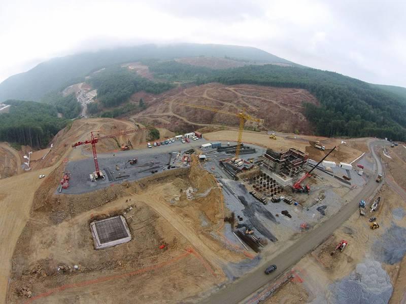 Εκδόθηκε η Έγκριση Δόμησης για την κατασκευή εργοστασίου στις Σκουριές