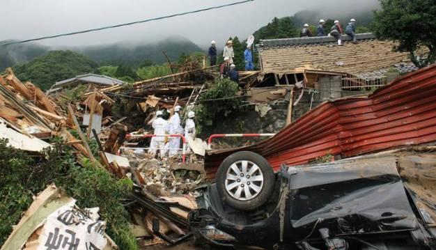 Συνολικά 5 νεκροί από τις πλημμύρες στο βόρειο τμήμα της χώρας