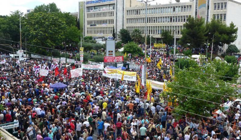 Γ. Δελαστίκ: «Tο πολιτικό έγκλημα του κλεισίματος της ΕΡΤ θα αποδειχθεί διαρκές»