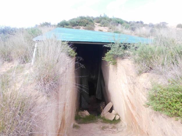 Λαθρανασκαφές σε μυκηναϊκά νεκροταφεία λίγα χιλιόμετρα από το κέντρο της Αρχαίας Ολυμπίας