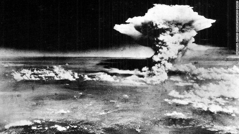 Τελετή στη μνήμη των χιλιάδων θυμάτων από τη ρίψη της πρώτης ατομικής βόμβας σήμερα στη Χιροσίμα