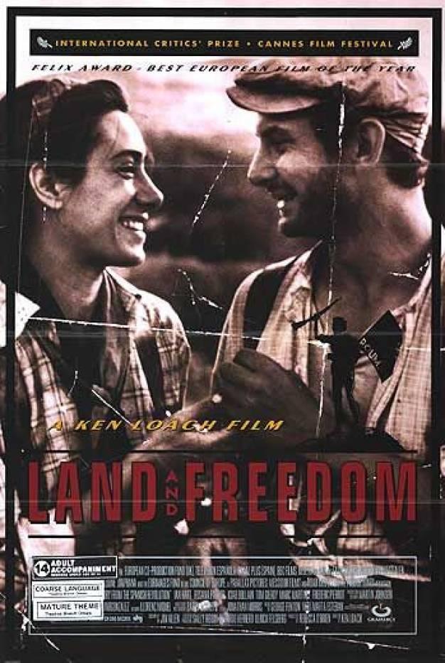 «Γη και Ελευθερία» - θερινό σινεμά την Τρίτη 10/9 στην ΕΡΤ στη μνήμη του Αχιλλέα Παναγούλη