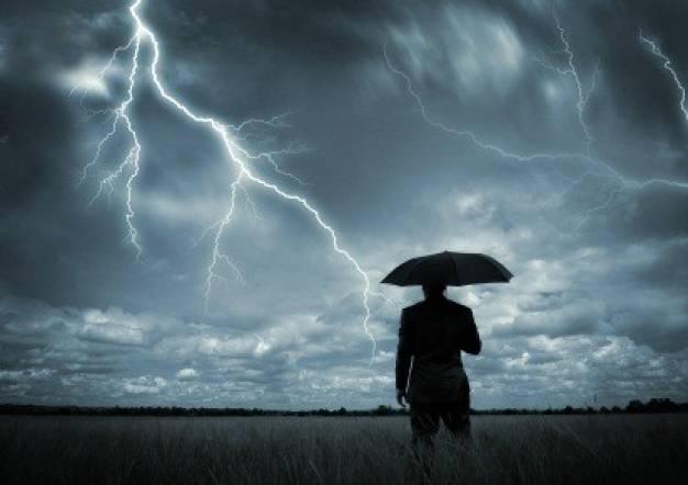 Σοβαρά προβλήματα εξαιτίας της έντονης καταιγίδας – Πρόγνωση καιρού
