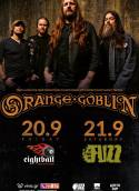 Οι Orange Goblin live in Greece
