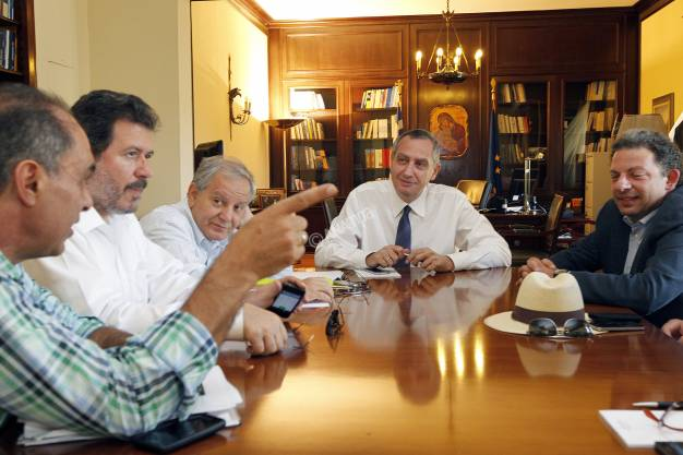 Πράσινο φως από την ΚΕΔΕ στη συζήτηση για το νέο εκλογικό νόμο