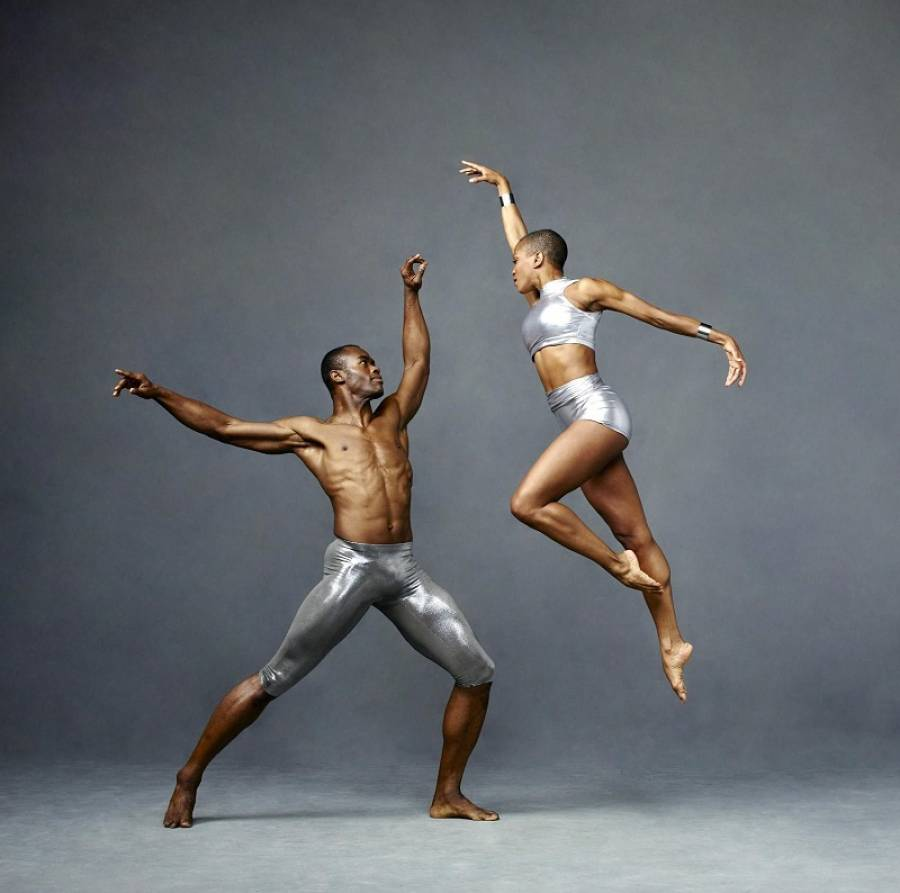 Image result for Alvin Ailey στο Μεγαρο