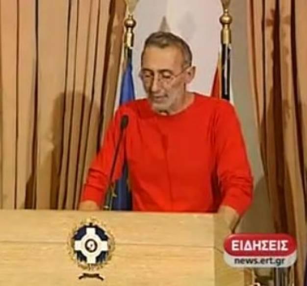 Π.Κωνσταντίνου: Δημόσια ανακοίνωση υπεράσπισης της τιμής και της υπόληψης μου από υποκλοπείς εικόνας της «ΔΤ»