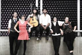 The ELECTRIC SWING CIRCUS στο Half Note Jazz Club