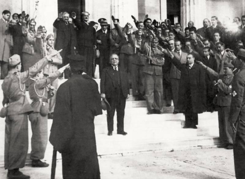 Το εκκρεμές του ελληνικού φασισμού: Η πορεία προς την δικτατορία Μεταξά