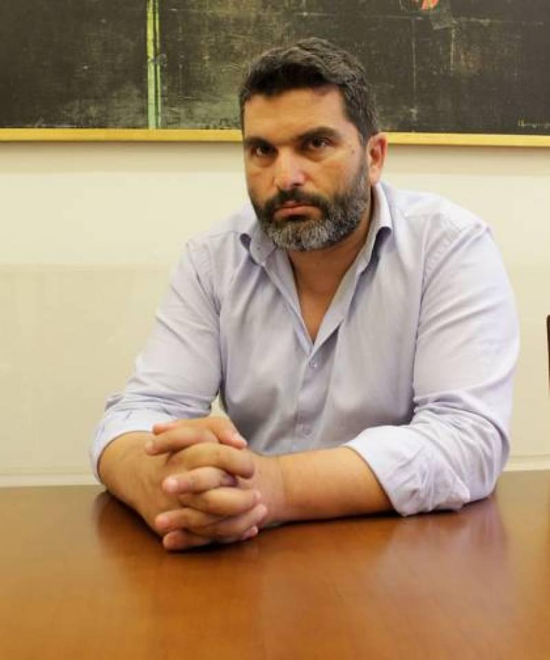 O Γιάννης Σταθάς υποψήφιος βουλευτής Βοιωτίας του ΣΥΡΙΖΑ στις 6 το απόγευμα στην ΕΡΤopen