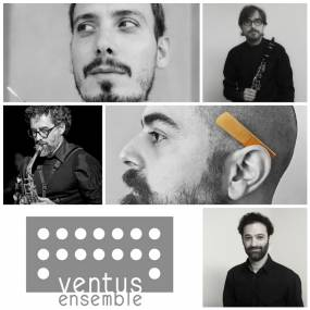 Ventus Ensemble: The Reed Project / Tετάρτη με το Μέγαρο Streaming
