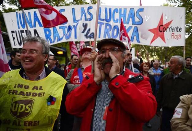 Ποινικοποιούν τις διαμαρτυρίες στην Ισπανία