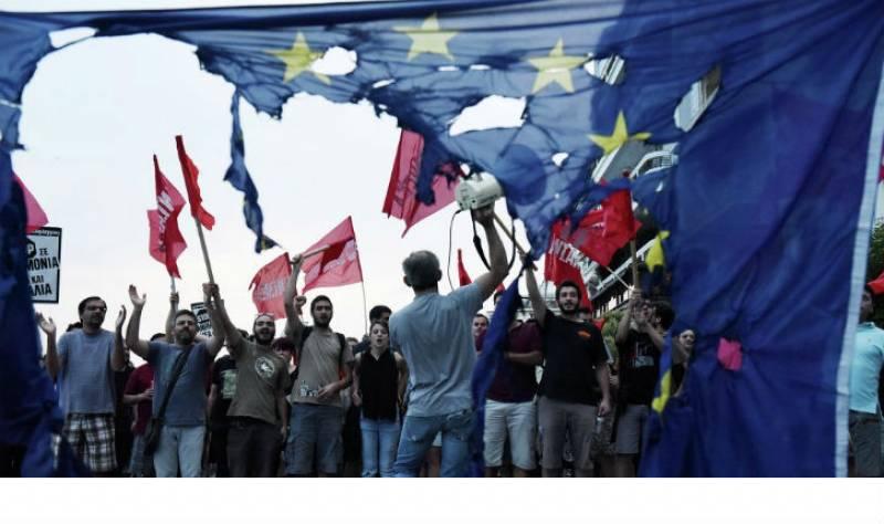 Το ζήτημα της εξόδου από την ΕΕ, Λυδία Λίθος για την αριστερά