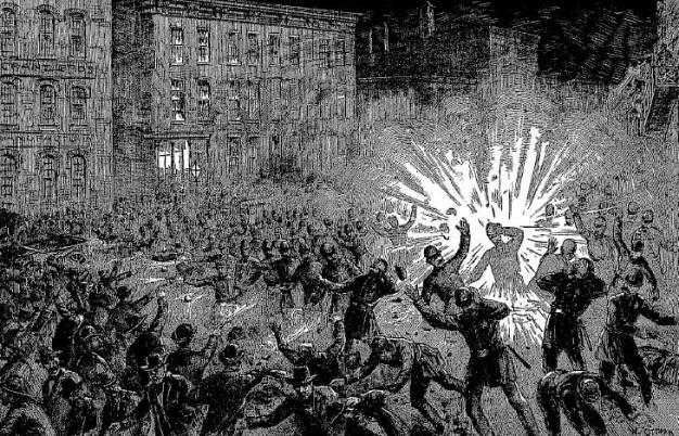 Σικάγο - Ο ματωμένος Μάης του 1886