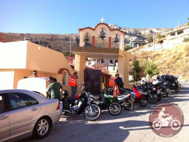 Στο πλευρό πολιτών που έχουν ανάγκη οι Αγανακτισμένοι Μοτοσικλετιστές Ελλάδας