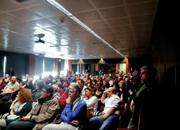 Ανακοίνωση Συντονιστικού των αγωνιζόμενων εργαζομένων της ελεύθερης ΕΡΤ