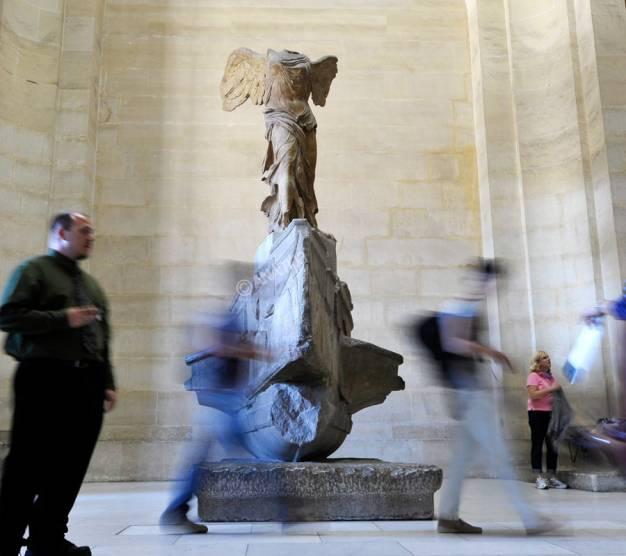 Δωρεά 500.000 ευρώ σε δύο μήνες για τη Νίκη της Σαμοθράκης