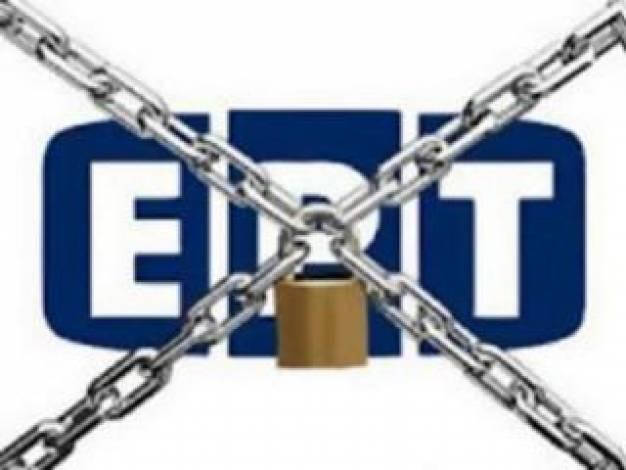 Yπογραφές για να συνεχίσει η EBU να μεταδίδει την ΕΡΤ