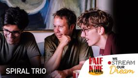 Spiral Trio // Online streaming από το Half Note
