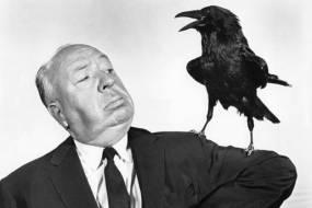 Μεγάλο μαύρο πουλί σαξόφωνο