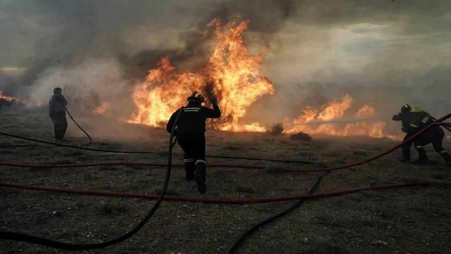 3074681b362 Εθνική τραγωδία από τις φονικές πυρκαγιές - ERT Open